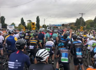 Blayney to Bathurst Cycling Road Race 2019