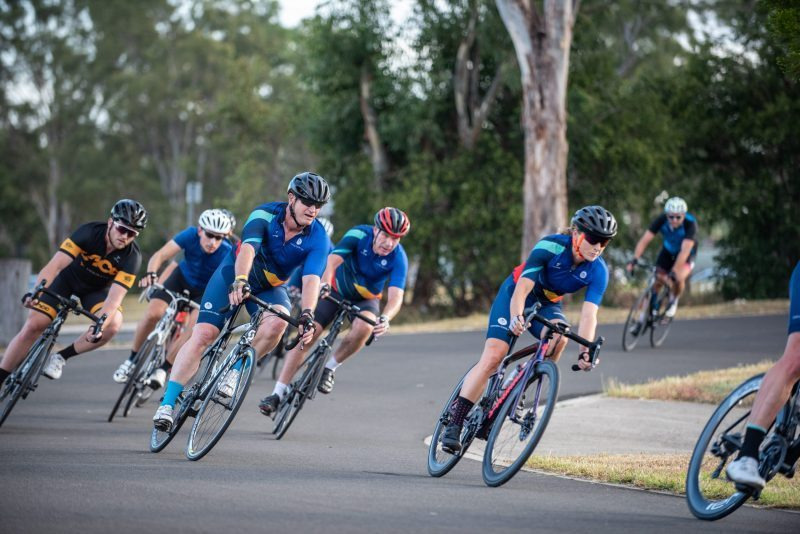 Macquarie Fields Criterium Race