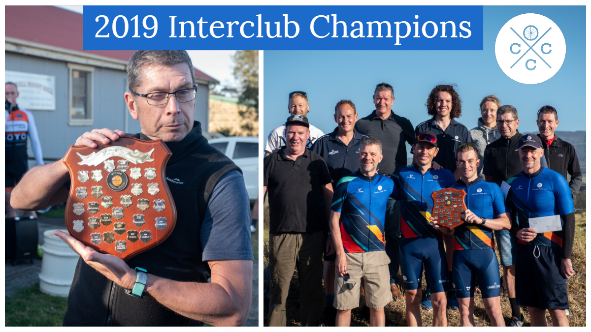 Camden Cycle Clubs wins 2019 Interclub series