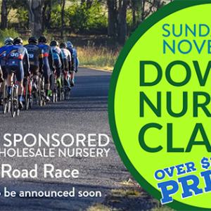Downes Nursery Cycling Road Race