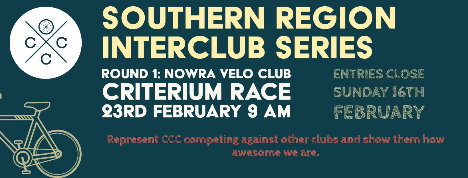 Nowra interclub Criterium 2020