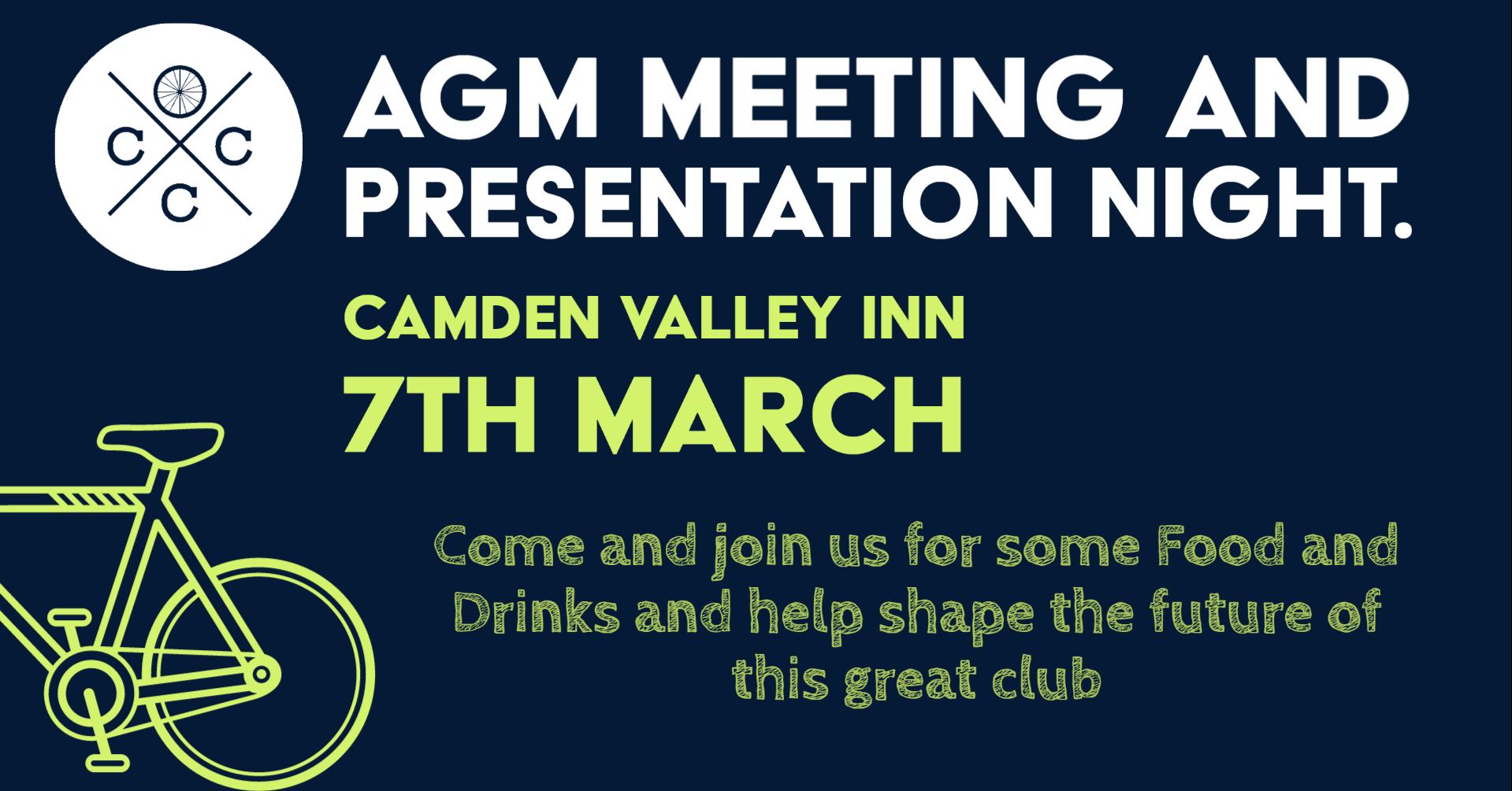 Camden CC AGM Meeting