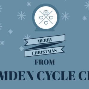 Merry Christmas Camden Cycle Club