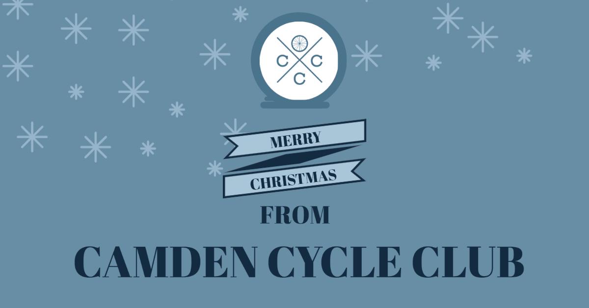 Merry Christmas Camden Cycle Club