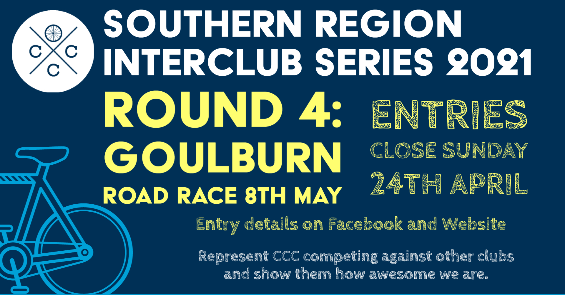 Goulburn Southern Region Interclub road race 2021
