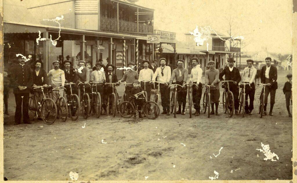 Argyle Street Camden - Stg Cantwell Camden to Ashfield 1900