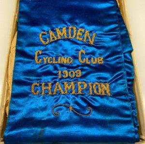 Club Champion 1909 sash