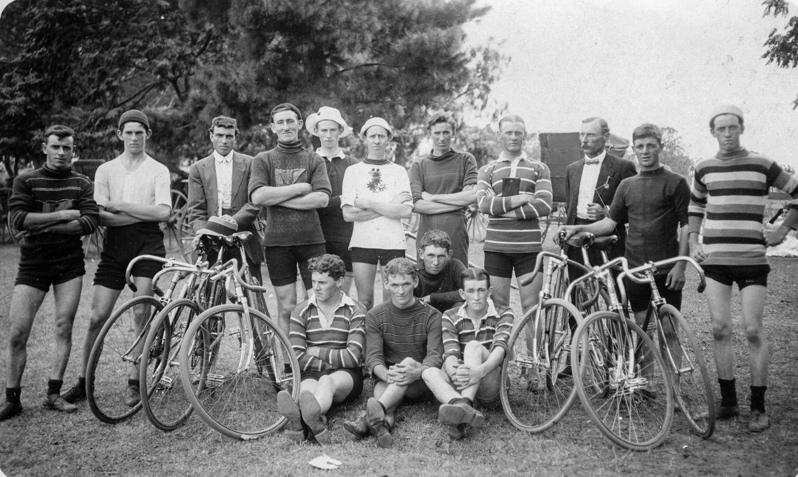 Camden Bike Club 1930