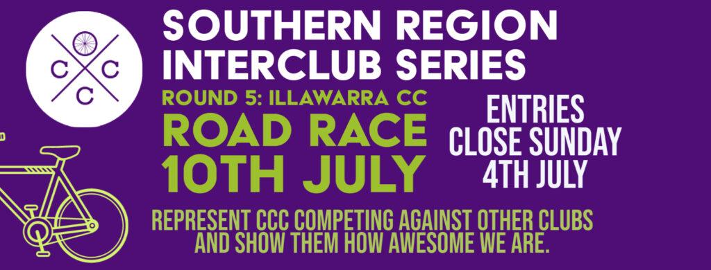 Illawarra Interclub Road Race