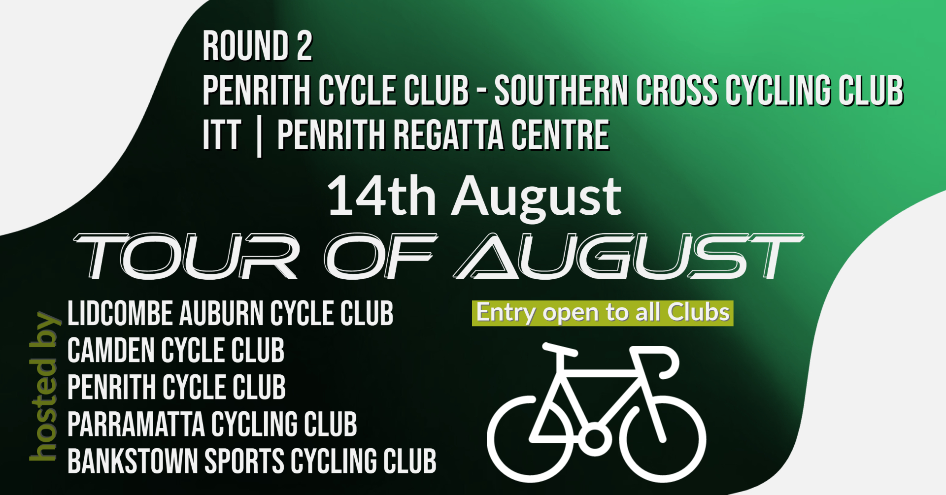 Tour of August Penrith