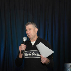 Dave Hunt President Camden Cycle Club