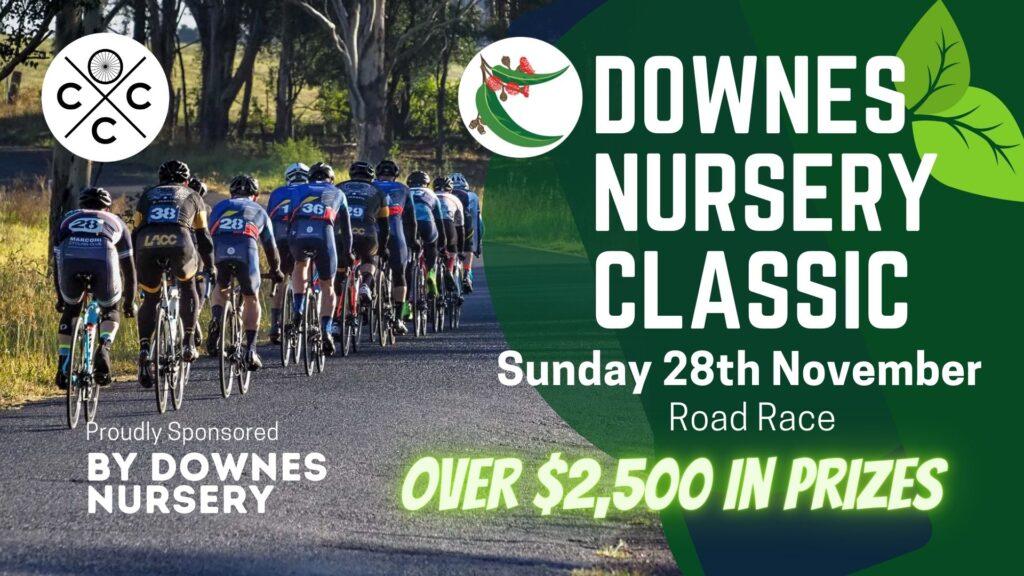 Downes Classic 2021 road race