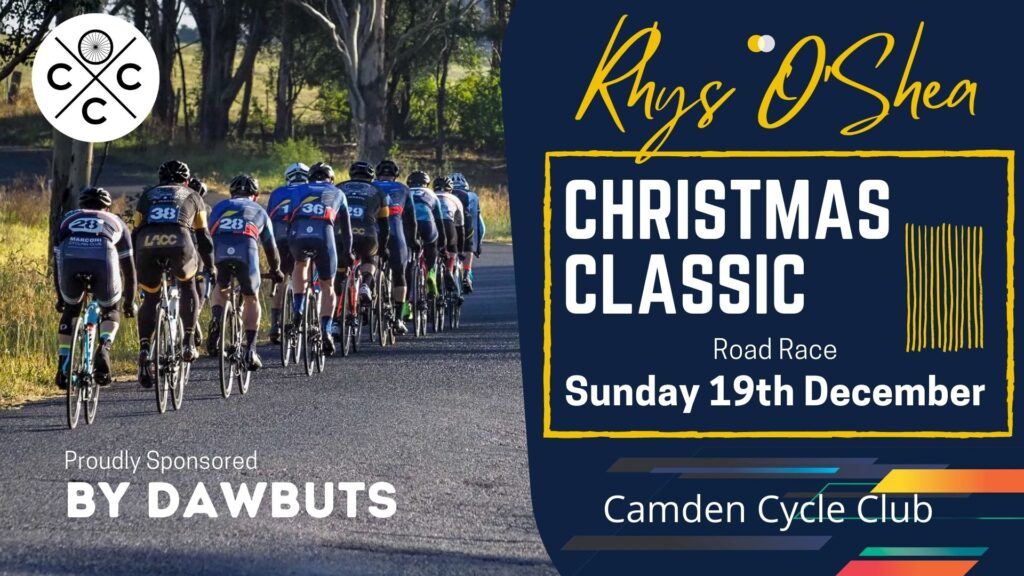 Rhys Oshea Christmas classic 2021